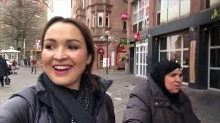 الشعيبية فشوارع ألمانيا  😂الموت ديال الضحك 😁شوفو اشنو دارت على قبل من تتمنى الإنجاب ❤️❤️❤️