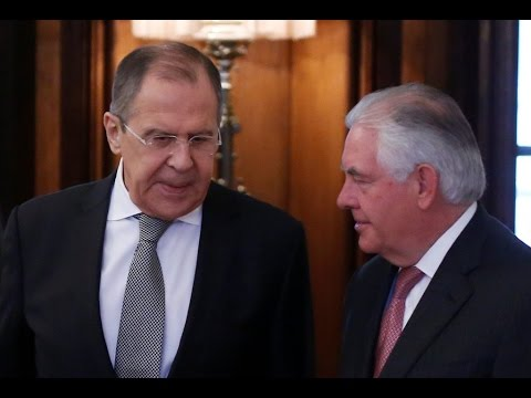 WATCH LIVE: Secretary of State Tillerson joint news conference with Russian Foreign Minister Lavrov