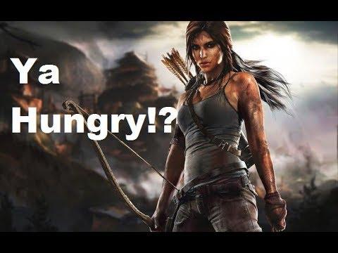 HUNGRY RAIDER! [Tomb Raider] PC Gameplay