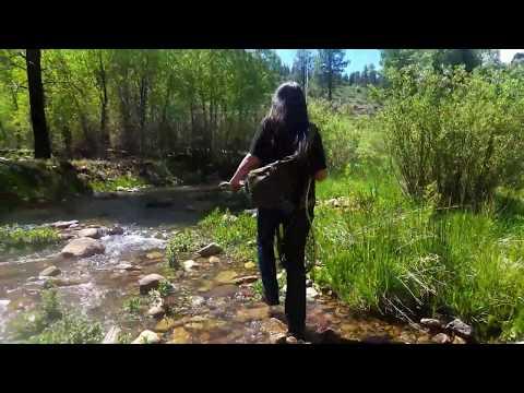 Mogollon Rim Brown Trout - Fly Fishing Arizona