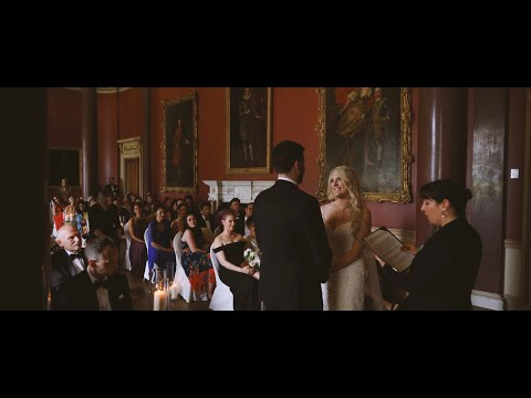CARTON HOUSE WEDDING VIDEO IRELAND