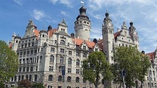 Leipzig - Sehenswürdigkeiten der Messestadt