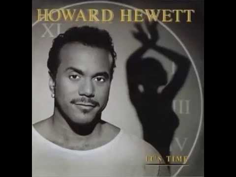 Howard Hewett - For The Lover In You