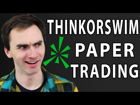 Thinkorswim Forex Upl - Take a Pair