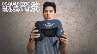 Elite Sports Boxing Headgear Review