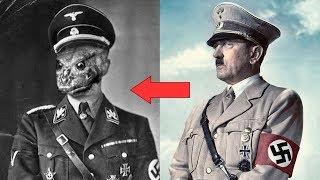 War Adolf Hitler ein Reptiloide, Echsenmensch oder Außerirdischer? | Verschwörungstheorie