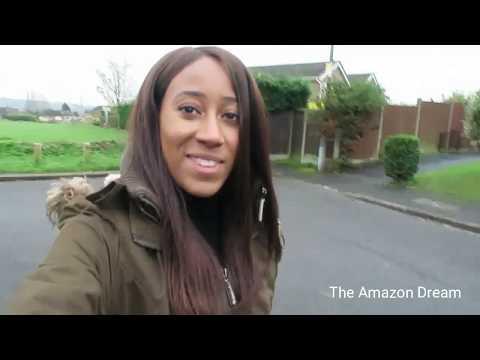 The Amazon Dream: FBA UK My First Shipment Vlog