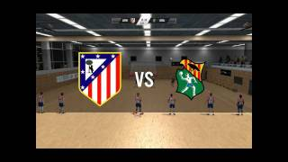 Gameplay IHF Handball Challenge 12 HD et Annonce !