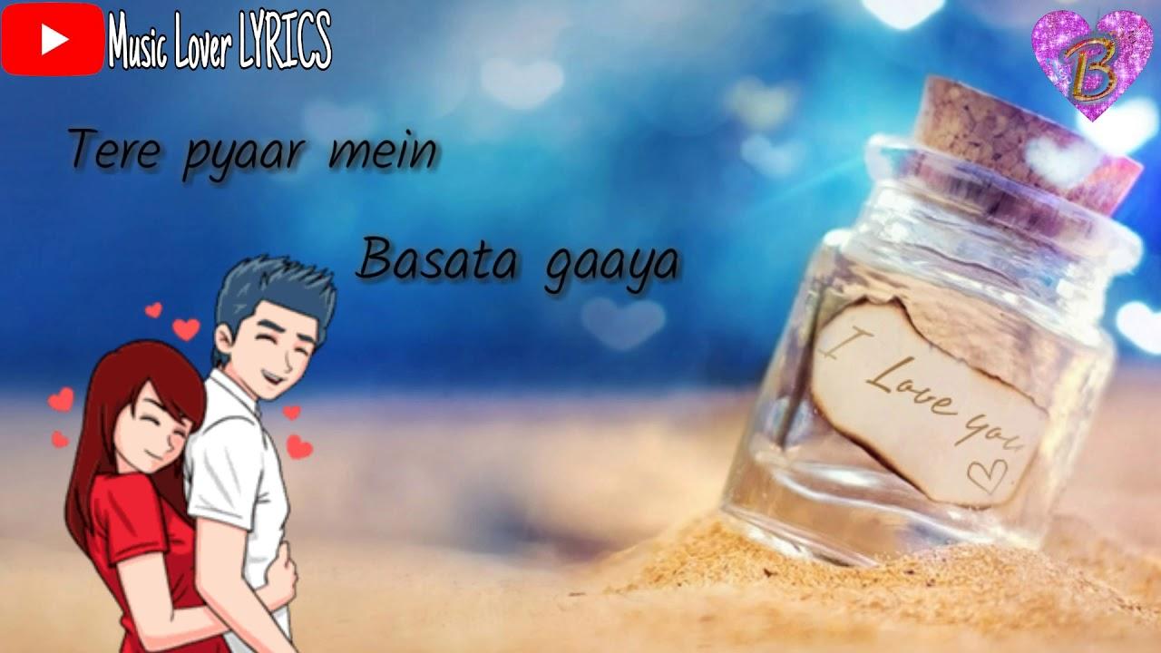Tere Ishq Main Mein Tha Jiya album sad song   WhatsApp