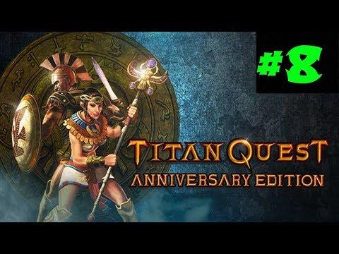 Titan Quest Anniversary Edition #8 Медузы Гаргоны