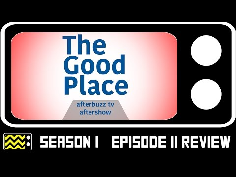 The Good Place Season 1 Episode 11 Review & After Show | AfterBuzz TV