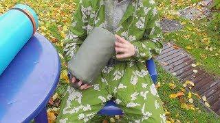 видео Туристические надувные матрасы в палатку