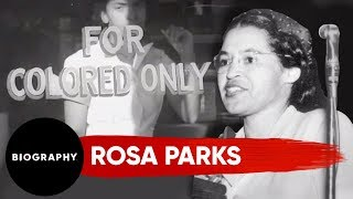 Remembering Rosa Parks | The Mother Of The Freedom Movement | Biography