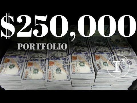 HOW I BUILT $250,000 PORTFOLIO on a 45K SINGLE INCOME SALARY