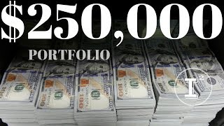 HOW I BUILT $250,000 PORTFOLIO on a 45K SINGLE INCOME SALARY