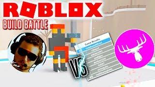 COMKEAN 1 ALLE DE ANDRE 0! - Roblox Build Battle Dansk feat. Den Mandige Elg