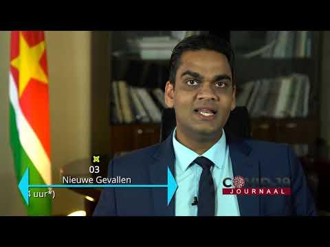 """Minister Amar Ramadhin geeft meer info omtrent het woord """" het nieuwe normaal """""""