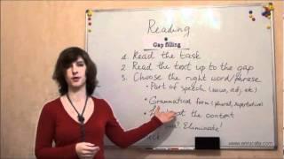 Чтение (ЗНО, английский): Часть 3 (эпизод 1), видео урок