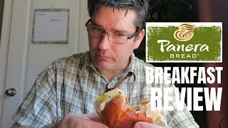 Panera Bread Breakfast REVIEW