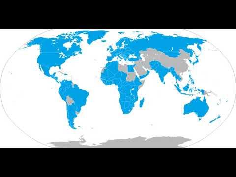 International Trade Union Confederation | Wikipedia audio article