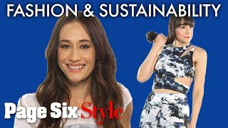 Maggie Q on fight-scene fashion and her new clothing line | Page Six Style