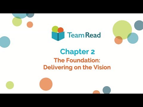 CH 2 The Foundation: Delivering on the Vision