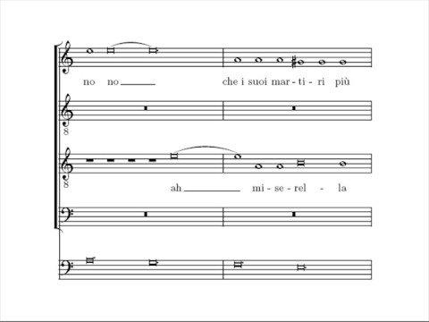 Monteverdi - Lamento della Ninfa - Kirkby
