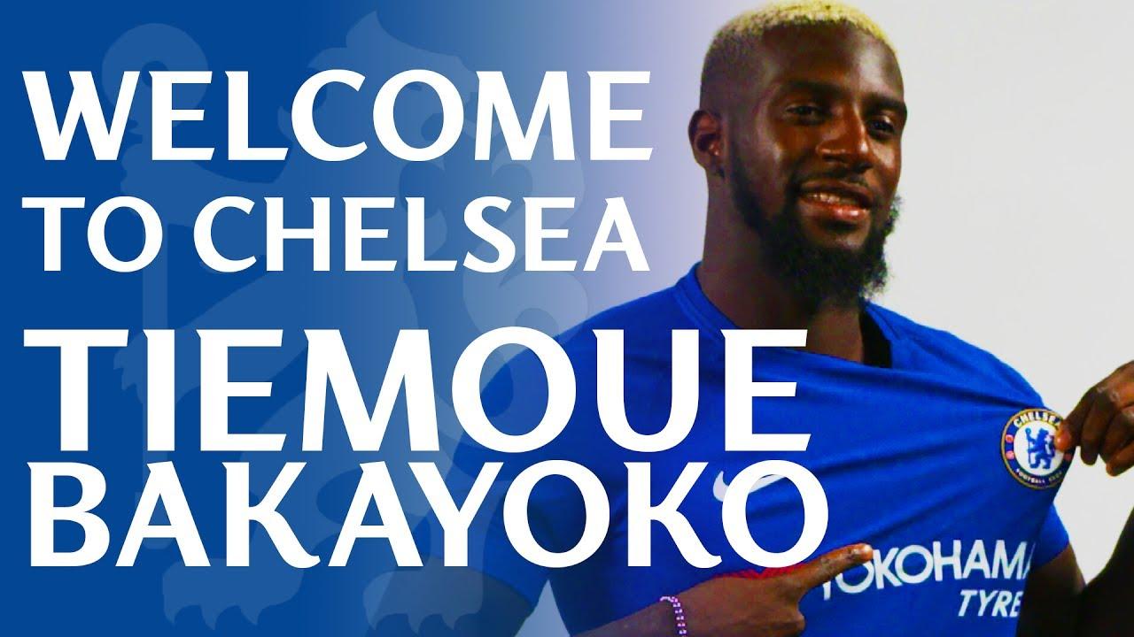 Tiemoue Bakayoko Signs For Chelsea