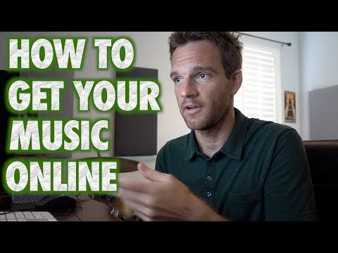 How to Get Your Music Online