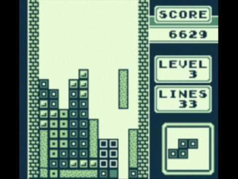 Game Boy Tetris Music A