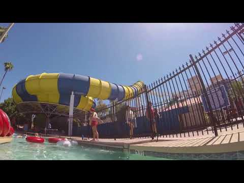 Sunsplash water park lazy river
