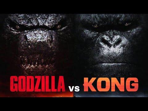 Godzilla Vs. Kong Unofficial. WB-NC