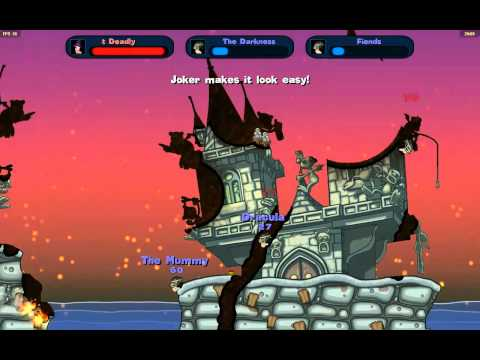 Worms Reloaded - Forts Pack - Mission 10 |