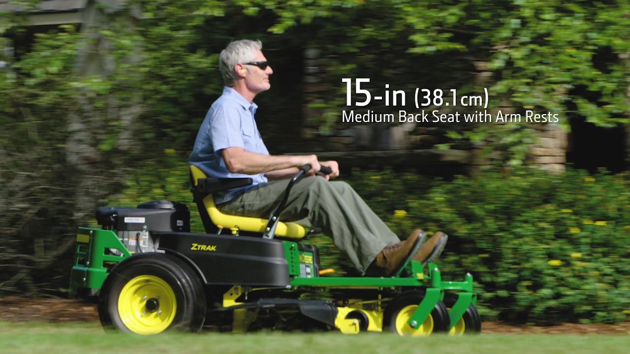 Z355E ZTrak™ Mower with 48-in  Deck - New Z300 Series - True