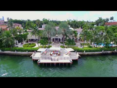 46 W Star Island Dr Miami Beach presented by The Waterfront Team