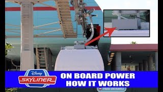 Disney Skyliner Gondolas On Board Power Supply - How It Works