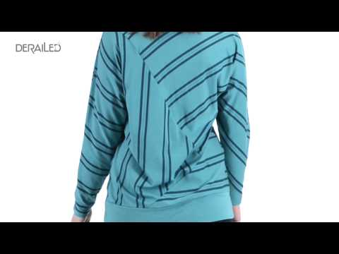 Isis Fiona Dolman Shirt  Scoop Neck, Long Sleeve For Women