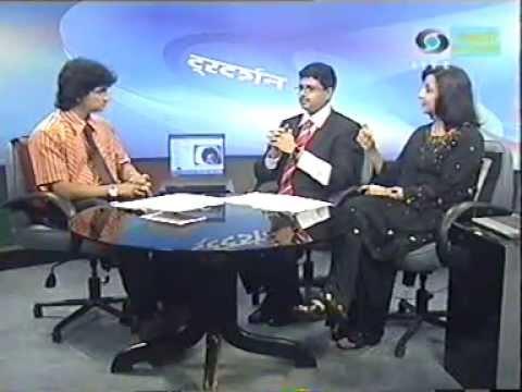 Aditya Eye Clinic  & Lasik Centre  Pune , Live  TV interview