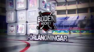 Boden Hockey förlängningar