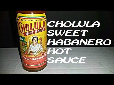 Cholula Sweet Habanero Hot Sauce   Spicochist Reviews