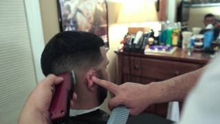 Skin fade 4 on top uncut reference video.