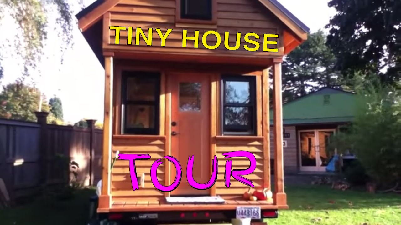 Green Home Design   Tour Of A Tiny House   Inspire Your Own Tiny House Dream