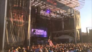 2013 Formula 1 United States GP - Pitbull Concert