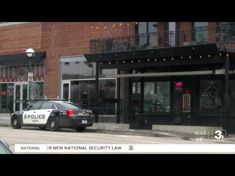 One dead, three injured in downtown Omaha