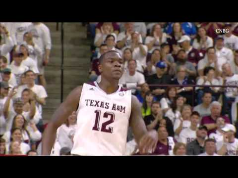 #14 Kentucky vs Texas A&M Basketball 2016 (Full Game)
