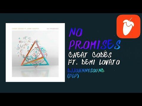 Cheat Codes - No Promises (FL Studio Remake + FLP + Acapella Studio)