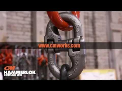 CM Hammerlok Coupling Link
