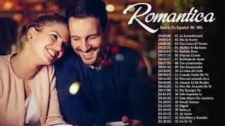 Las 100 mejores baladas en espanol - Musica Romantica 70 80 90 Para Trabajar y Concentrarse