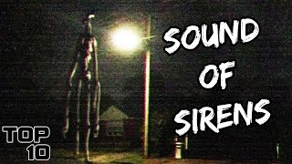 Top 10 Scary Sirenhead Facts   Part 2