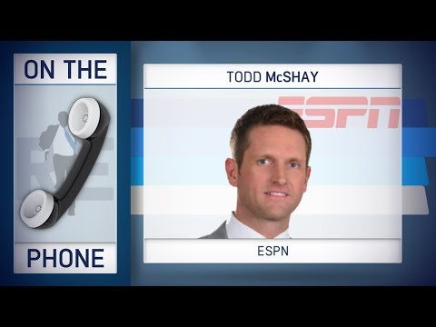 ESPN's Todd McShay Talks NFL Combine, Mock Draft & More w/Rich Eisen | Full Interview | 2/25/19